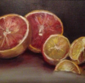 Citrus by Maryellen Vickery