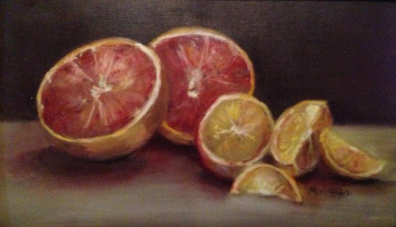 Citrus by Maryellen Vickery