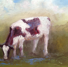 Hey! Cow